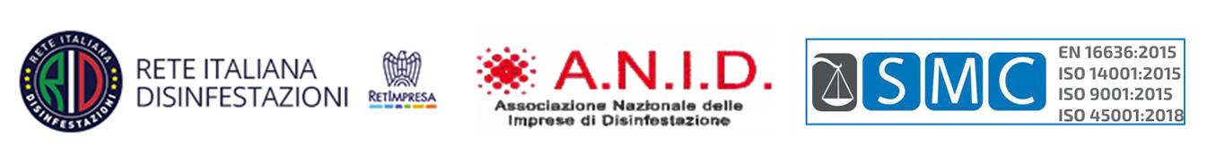 Licata Clean Service - Gela - certificazioni